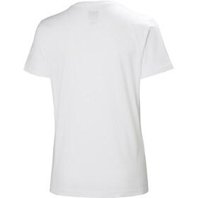 Helly Hansen HH Logo - T-shirt manches courtes Femme - blanc